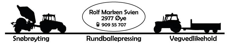 Rolf Marken Svien - logo